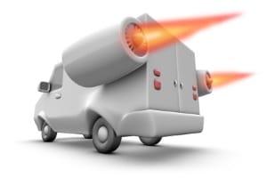 Der LAVEG ist ein Lasermessgerät, welches Geschwindigkeiten von Fahrzeugen erfasst.