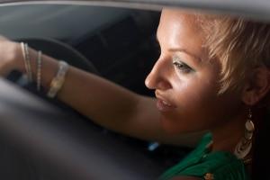 Grundsätzlich ist eine Lichtschranke bei der Geschwindigkeitsmessung für den Autofahrer nicht sichtbar.