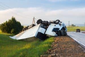 LKW-Unfälle in der Statistik sind keine Seltenheit.
