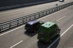 Das Messgerät eso µP 80 birgt auch Fehlerquellen, beispielsweise Messfehler bei mehreren Fahrzeugen gleichzeitig auf der Fahrbahn.