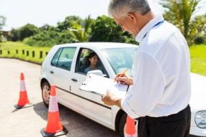 Um einen mexikanischen Führerschein umschreiben zu lassen, ist eine theoretische und eine praktische Prüfung notwendig.
