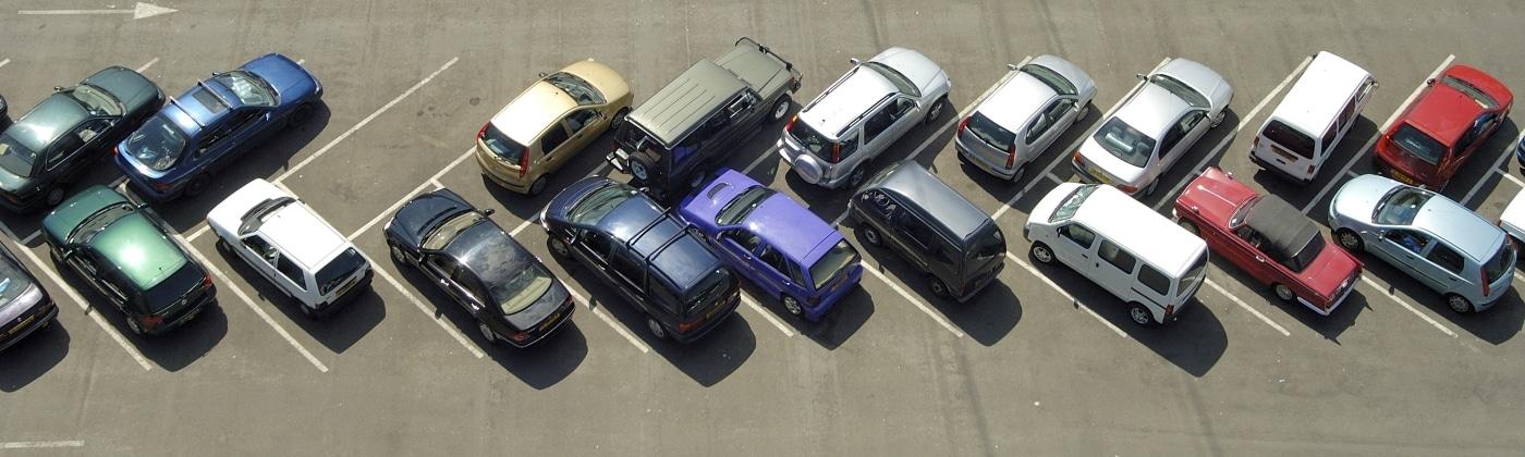 Wie ist bei einem Parkhausunfall vorzugehen?