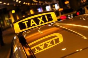 Der Personenbeförderungsschein: Jeder Taxifahrer muss einen besitzen.