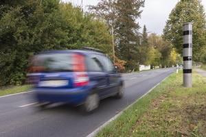 Welche Verkehrsverstöße kann der PoliScan F1 HP aufdecken?