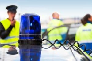 Die Polizei in Berlin und die Bußgeldstelle arbeiten eng zusammen.