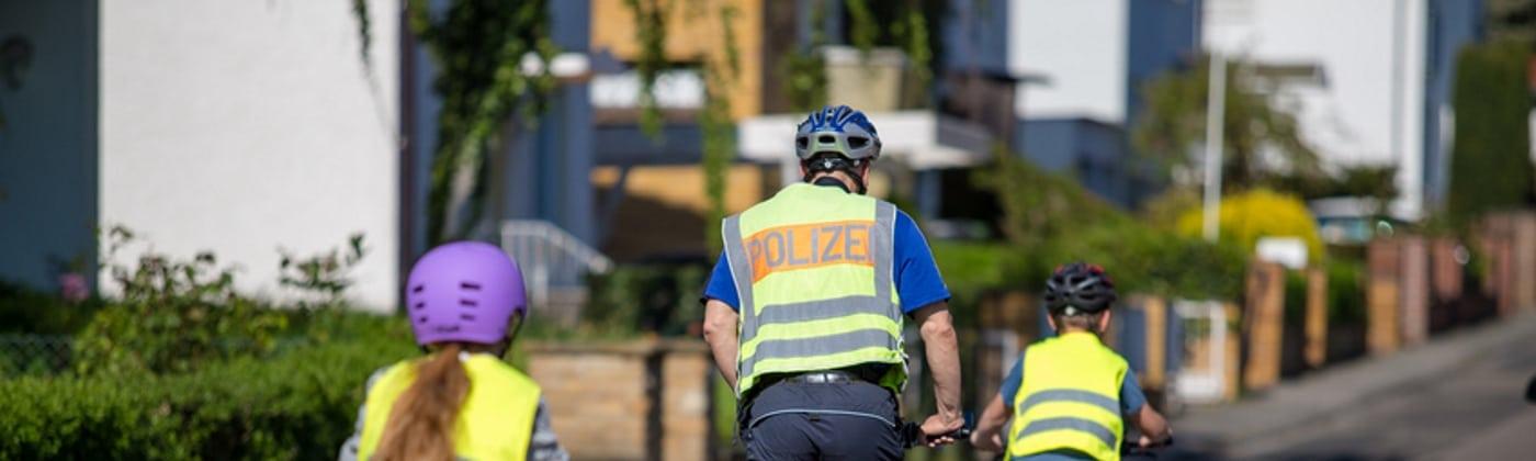 Kann die Polizei Sie für Verkehen auf dem Fahrrad belangen?