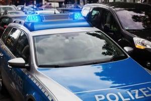 Die Polizei kontrolliert die Promillegrenze