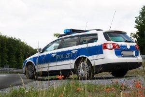 Das Polizeipräsidium Rheinpfalz fungiert als Bußgeldstelle in Speyer.