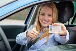Haben Sie in der Probezeit den Führerschein vergessen, ist dies kein A- oder B-Verstoß.