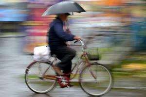 Auch auf dem Fahrrad kann nach Alkohol-Konsum ein Fahrverbot drohen