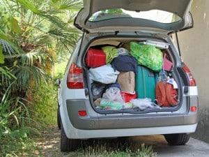 Die richtige Ladungssicherung kann Unfälle vermeiden.