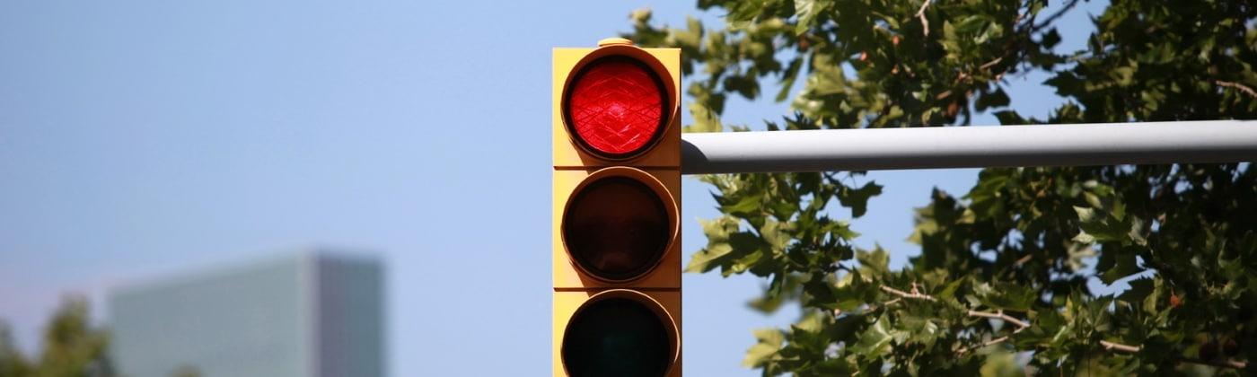 Gilt die rote Ampel auch fürs Fahrrad?