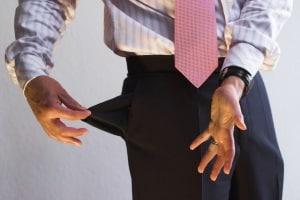 Ein selbstverschuldeter Unfall bedeutet oft, tief in die Tasche greifen zu müssen.