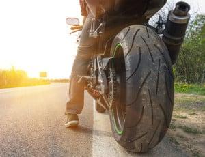 Auch an Motorrädern können Sie Sportschalldämpfer - mit integriertem dB-Killer - anbauen.