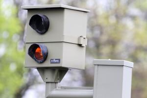 Stationäre Radarfallen zählen zu den häufigsten festen Blitzern.