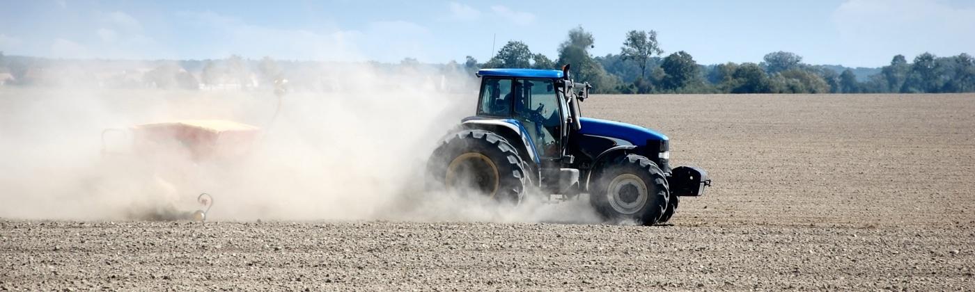 Ist ein Traktorunfall besonders gefährlich?