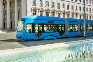 Tram-Unfall: Zahlen muss in der Regel der Schadensverursacher.