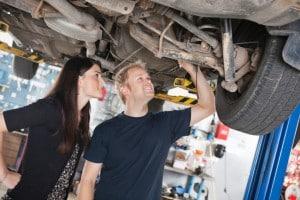 Die TÜV-Hauptuntersuchung soll den Straßenverkehr sicherer gestalten
