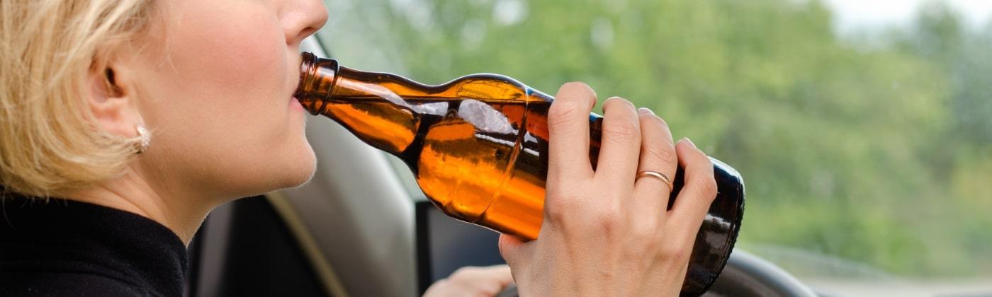 Was kommt nach einem Unfall mit Alkohol auf Sie zu?