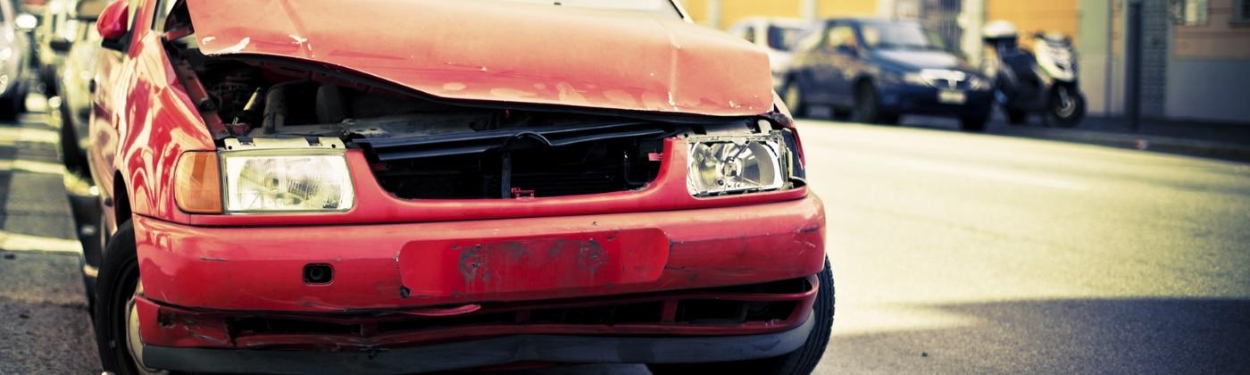 Was tun nach einem Unfall mit dem Firmenwagen?