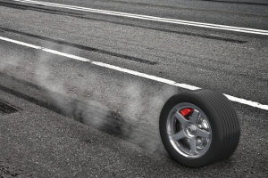 Nach einem Unfall muss die Schuldfrage geklärt werden. Dazu werden die Unfallwagen genau untersucht.