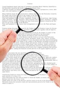 Unfallbericht: Ihr Auto sollte genau identifizierbar sein durch die Angaben im Protokoll.