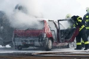 Eine Unfallflucht verlängert die Probezeit um zwei Jahre.