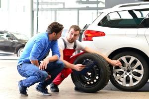 Sind unterschiedliche Reifen pro Achse erlaubt?