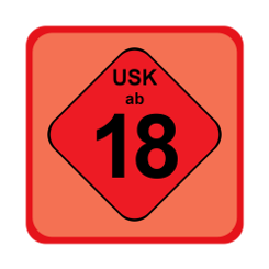 USK-18-Spiele dürfen ausschließlich an Erwachsene verkauft werden.