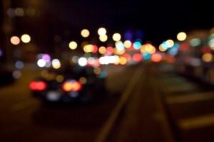 Zur Verkehrserziehung gehören auch die Probleme der dunklen Jahreszeit.