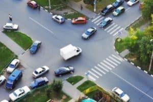 Die Bestimmungen zur Vorfahrt gehören zu den wichtigsten Verkehrsregeln.