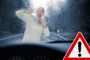 Wie ist das richtige Verhalten bei einem Unfall?
