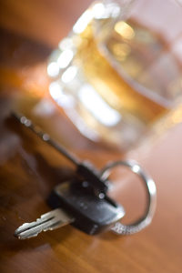 Bei wieviel Promille ist der Führerschein weg?