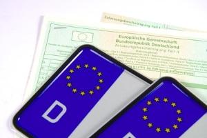 Welche Vorschriften sind zu berücksichtigen, wenn Sie ein Wunschkennzeichen bestellen?