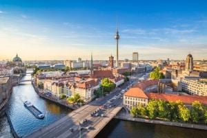 Die Zentrale Bußgeldstelle in Berlin ist nur eine von vielen wichtigen Einrichtungen der Stadt.