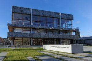 Die Zentrale Bußgeldstelle in Karlsruhe, ist neben dem BVerfG und dem BGH nur eine von vielen wichtigen Institutionen vor Ort.