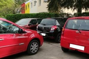 Mit welchen Sanktionen müssen Autofahrer rechnen, die andere zuparken?
